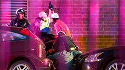 Cinco policías muertos y 8 heridos en las protestas contra la violencia policial en