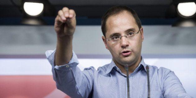 César Luena: Artur Mas