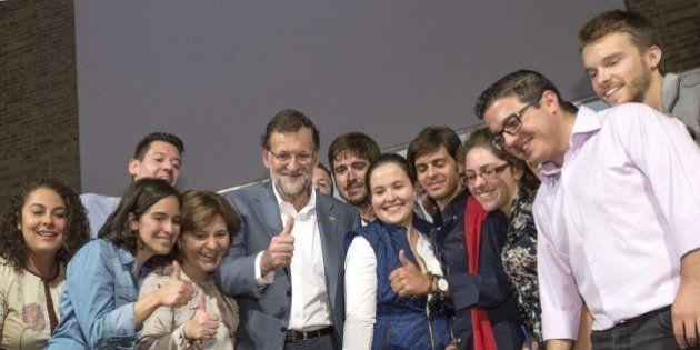 Rajoy avisa ante el 20-D de los