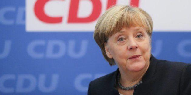 Merkel luchará por un cuarto mandato para servir al país en tiempos