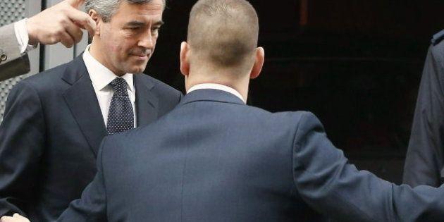 Acebes llega a la Audiencia Nacional para declarar como imputado por el 'caso