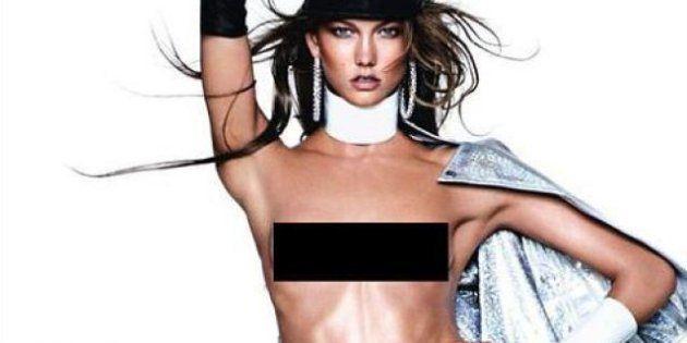 Desastres de photoshop en moda y anuncios: lo último, la doble axila