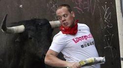 9 caras de pánico que pones cuando tienes un toro a tres