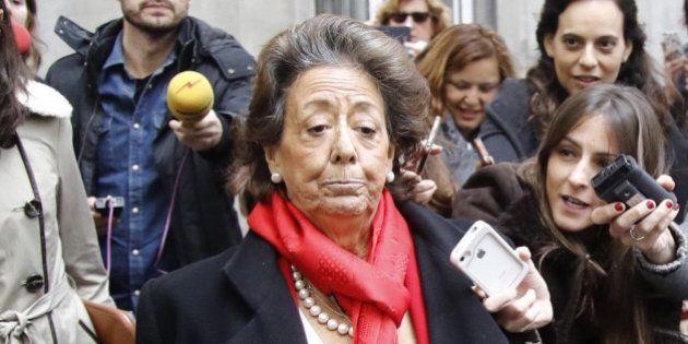 Barberá sólo reconoce haber donado 1.000 euros al PP y remite al Comité de