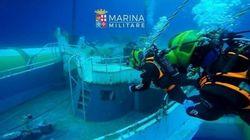 Italia recupera 217 cuerpos de inmigrantes atrapados en el casco de un buque que se hundió en