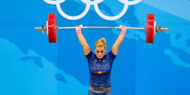 Lydia Valentín gana la medalla de plata de los Juegos de Pekín