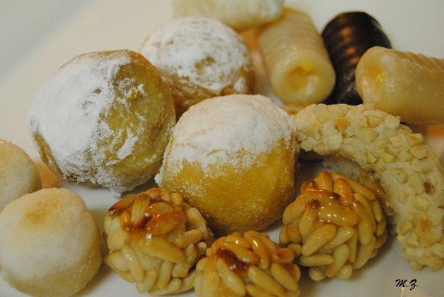 Halloween español: buñuelos, huesos de santo y