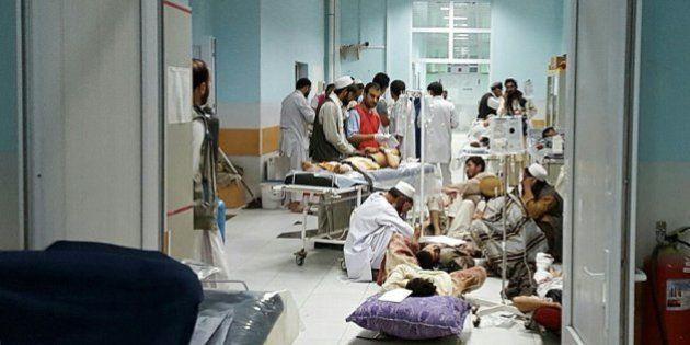 Un enfermero de MSF en Kunduz: