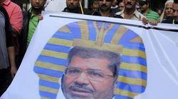 Miles de personas protestan en Egipto contra el 'faraón'