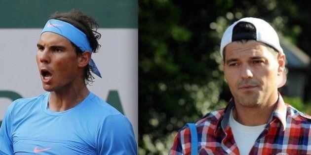 Frank Cuesta carga contra Rafa Nadal y luego se