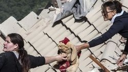 Una madre que sobrevivió al terremoto de L´Aquila pierde a su hija en el de este