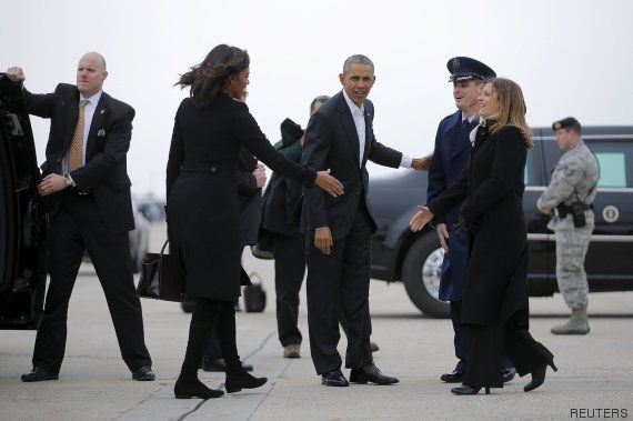 Obama llega a Cuba con la expectativa de un gran
