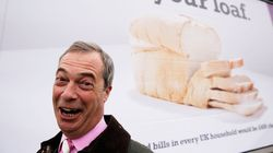 Nigel Farage (UKIP), el candidato británico que hizo un comentario xenófobo: también estaba