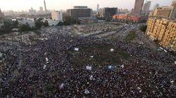 Miles de egipcios toman la calle contra su
