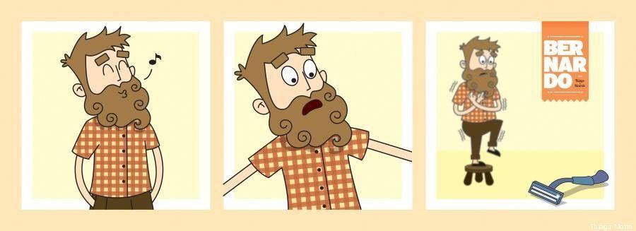 8 cosas que solo los hombres con barba entenderán