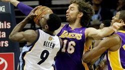 El entrenador de los Lakers: