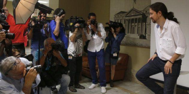 Iglesias dice que si el PSOE quiere puede haber un Gobierno diferente al