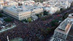 Guerra de cifras: ¿36.000 o 2,5 millones de manifestantes? (FOTOS
