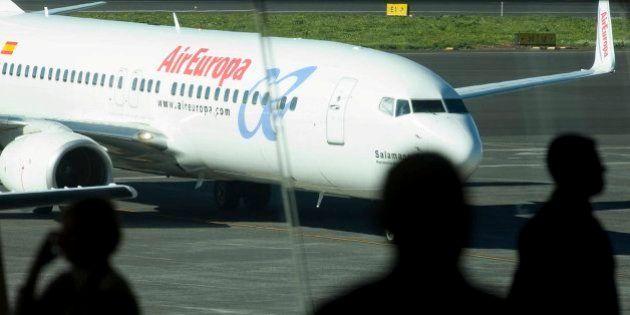 Los pilotos de Air Europa deciden ir a la huelga en