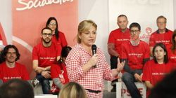 El PSOE aumenta su ventaja por la falta de candidato del