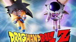 Has visto peleas entre Goku y Freezer, pero ninguna como esta...