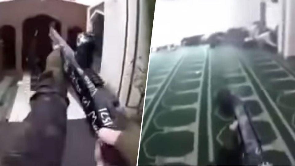Πολύνεκρες ένοπλες επιθέσεις σε τεμένη στη Νέα