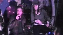 Katy Perry y Robert Pattinson ¿cantando? en un karaoke