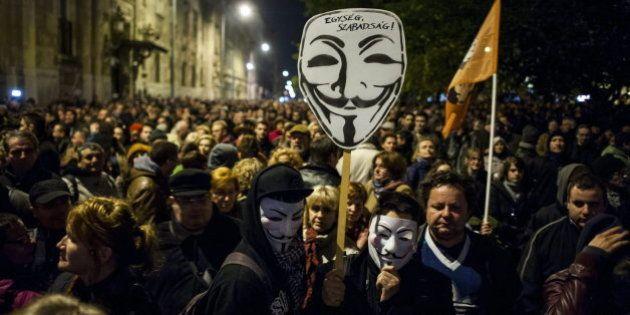 Hungría retira sus planes de introducir un impuesto al consumo de