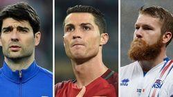 ¿Quién es para ti el jugador más atractivo de la Eurocopa 2016?