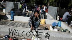 Grecia acoge a los refugiados que nadie quiere en la