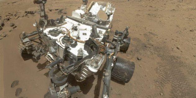 Bacterias en Marte: el 'Curiosity' llevó polizones al planeta