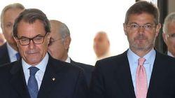 Intercambio de mensajes entre Catalá y Mas tras su imputación por el