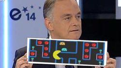 Montajes y parodias del tuit mostrado por Pons en el debate
