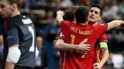 España jugará la final del Europeo de fútbol