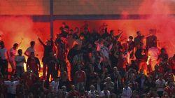 La UEFA expedienta a Atlético y Benfica por el lanzamiento de