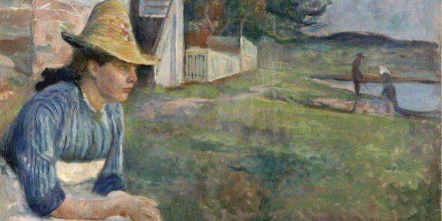 Munch es más que 'El Grito': nueve cuadros para entender su exposición en el Thyssen