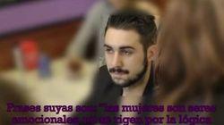 Escrache al 'youtuber' acusado de apología del machismo y el