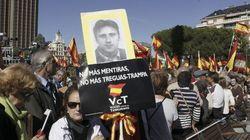Directo: Manifestación en Madrid contra la anulación de la 'doctrina