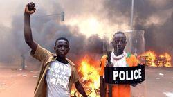 Siete españoles, atrincherados en una mina en Burkina Faso por los