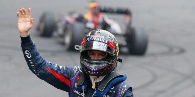 Vettel, campeón: el piloto alemán se proclama vencedor del Mundial de Fórmula