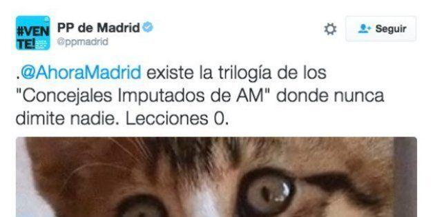 El 'zasca' del PP a Ahora Madrid que se ha vuelto en su