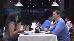 La cita de dos sordos en 'First Dates' que ha dividido a las