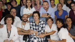 Teresa Romero sale del aislamiento tras no detectarse ébola en sus