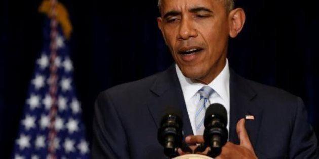 Obama cancela parte de su viaje a España tras el tiroteo en