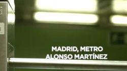 La original campaña publicitaria que sorprendió a los viajeros del Metro de