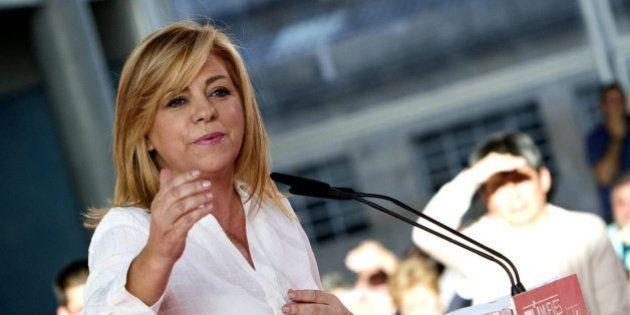 Elena Valenciano acepta las disculpas de Cañete, aunque llegan