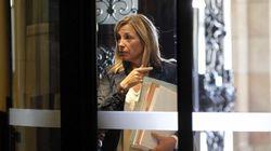 La vicepresidenta de la Generalitat: