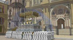 ¡Que llueva! Esta cubierta para tronos diseñada en Málaga protege la