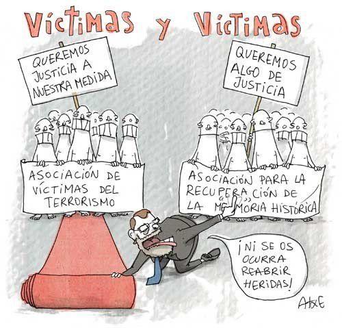 Víctimas y