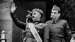 Hay una foto de Franco que está dando mucho juego en Twitter